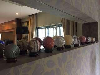 Feng Sui Crystal Ball 风水水晶球