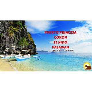 PALAWAN TOUR PACKAGES ALL IN LAND ARRANGEMENT