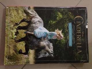 Disney Cinderella movie novelization junior novel