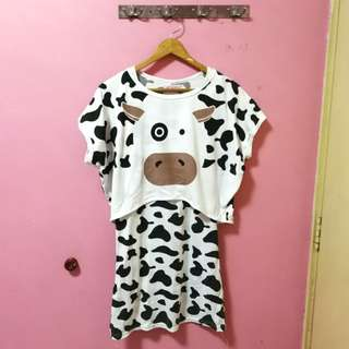 Cow Pajamas