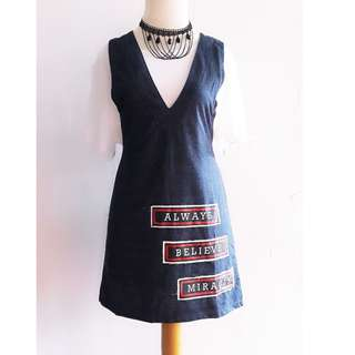 New ,outfit bahan jeans