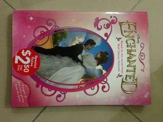 Disney enchanted movie junior novelization