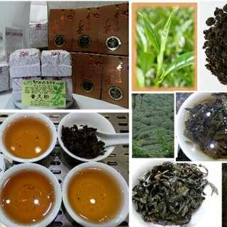 🚚 一枝杉茶區(烏龍冬茶重焙火)