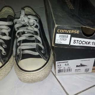 Converse chuck taylor all star black original