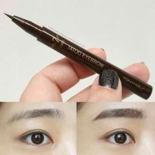 Tony Moly 7 Days Eyebrow Tatoo