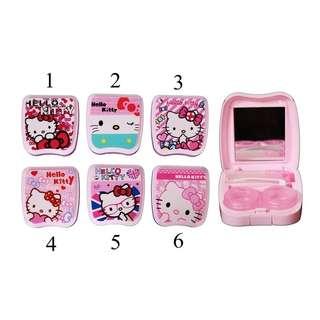 Tempat / Kotak Softlens Hello Kitty Kotak