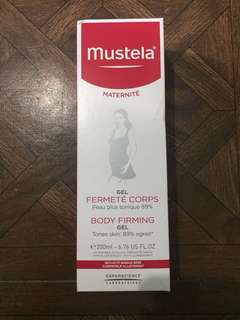 Mustela Body Firming Gel