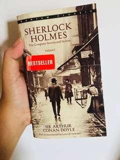 Sherock Holmes The Complete Novel & Stories