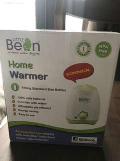 Little Bean Home Bottle Warmer