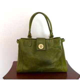 Fino Leather Handbag