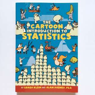 The Cartoon Introduction to Statistics | Grady Klein and Alan Dabney, Ph.D.