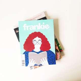 FREE POSTAGE Frankie Magazine Issue 65