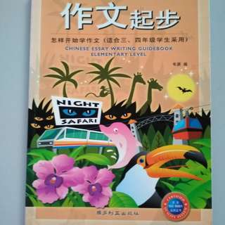 Chinese Essay Writing Guidebook