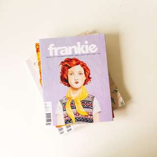 FREE POSTAGE Frankie Magazine Issue 66