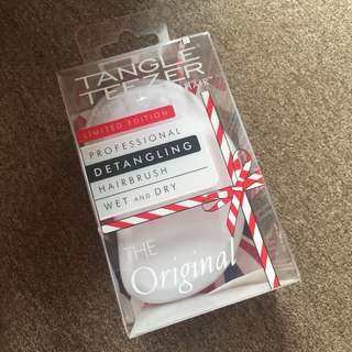 Tangle Teezer Original Limited edition Candy Cane