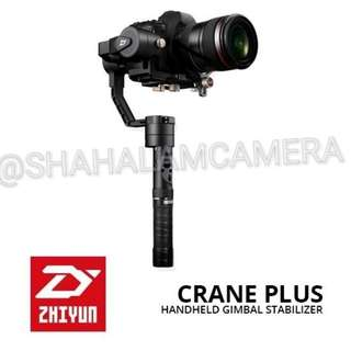 (NEW) ZHIYUN CRANE PLUS