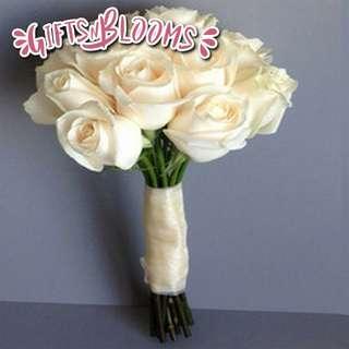 Flower Bouquet∕Hand Bouquet∕Birthday Bouquet∕Anniversary Bouquet∕Proposal Bouquet  - 201D9