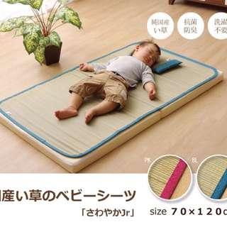 《LeMon媽媽購物團 - 日本製吸汗草蓆》