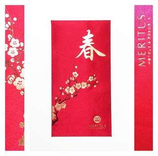 1 pc Fabric Red Packet