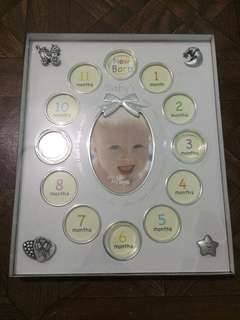 Baby Growing up Frame