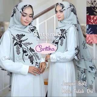 Hijab antemia cantika