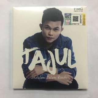 CD Tajul - Sedalam Dalam Rindu