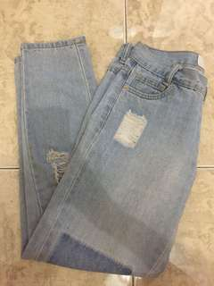 Jeans gaudi (plainboyfriend)