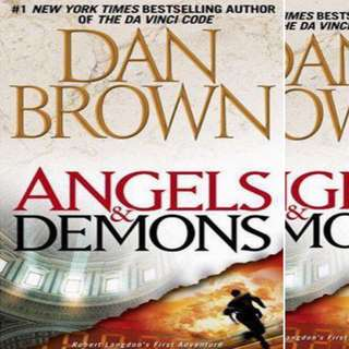 Angels & Demons (Robert Langdon, #1) by Dan Brown