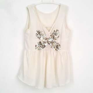 Butterfly Top (100rb 3)