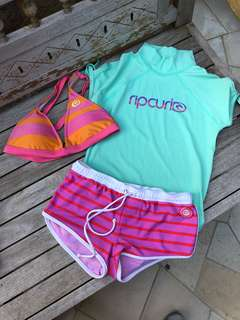 Girl swimwear set