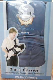 Baby carrier 3 in 1 (KuKu Duckbill brand)