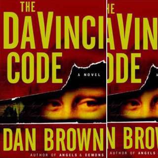 The Da Vinci Code (Robert Langdon, #2) by Dan Brown