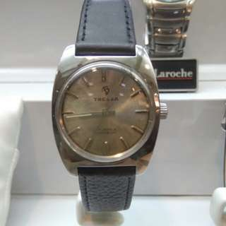 Tressa watch mechanical swiss made