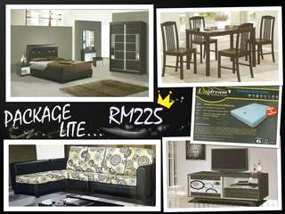 Furniture package LITE Installment plan payment per-month