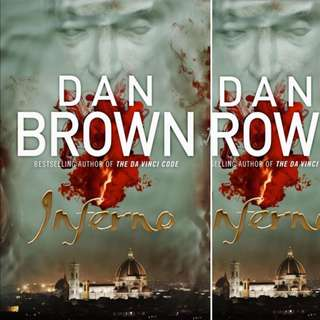 Inferno (Robert Langdon, #4) by Dan Brown