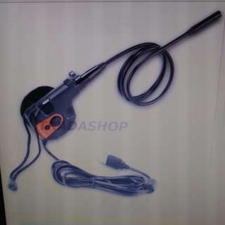 USB HD Inspection Camera Borescope 6 LED Endoscope Video Waterproof Tape 88AS#mayflashsale