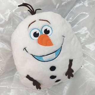 雪寶暖手娃娃