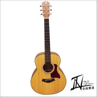 CHARD GSMINI2合板木吉他