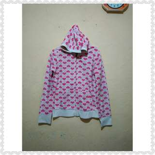 Sweater jaket love