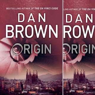 Origin (Robert Langdon, #5) by Dan Brown