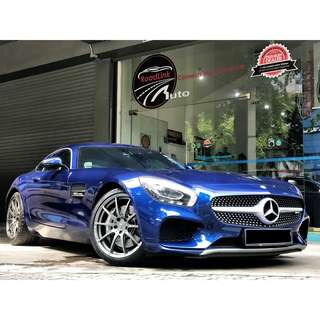 MERCEDES BENZ AMG GT (R19 LED)