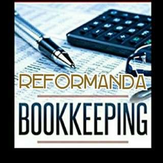Reformanda Bookkeping