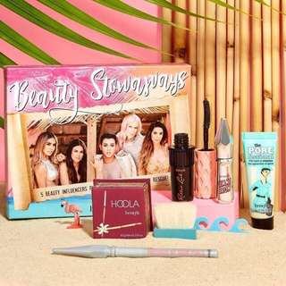 Benefit beauty stowaways