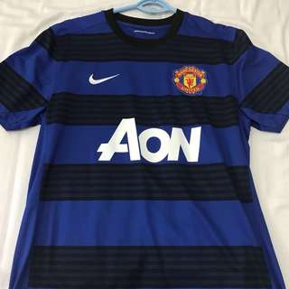 Nike Manchester United jersey authentic