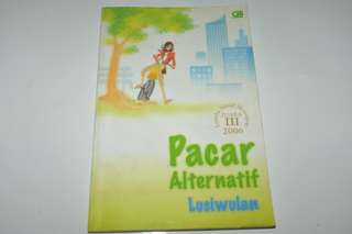 Novel Pacar Alternatif - Lusiwulan Metropop