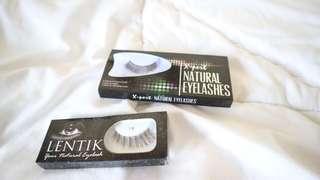 False eyelashes 2 pcs