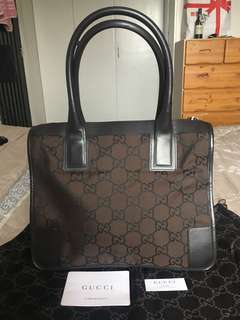 Authentic Gucci Handbag