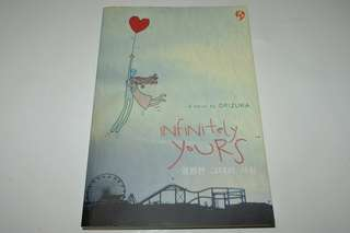 Novel Infinitely Yours - Orizuka Korea