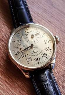Available Now! Omega 1920s Regulateur