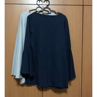 Straight cut Blouse (2FOR15)